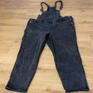 Torrid overalls size 24R women's